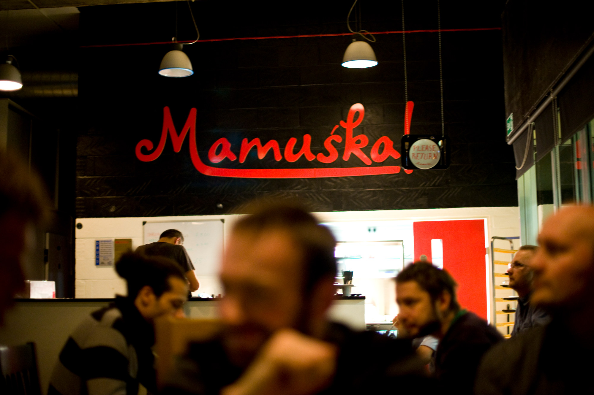 Logo on wall photo 1